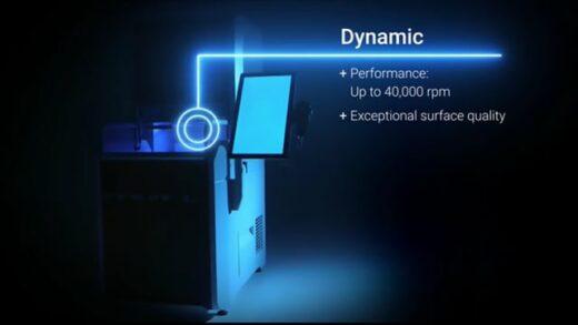CNC stroj DATRON neo/neo+