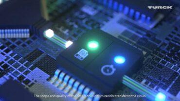Přenos dat od senzoru do cloudu