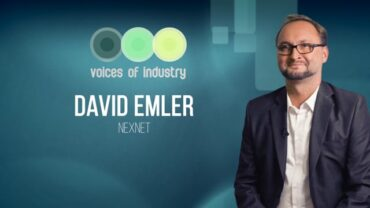 Voices of Industry – David Emler (NEXNET, a.s.)