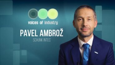 Voices of Industry: Pavel Ambrož (Schunk Intec)