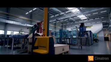 Efektivní a rychlá výroba vstřikovacích forem se Cimatronem