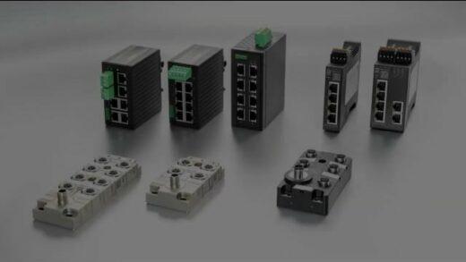 Ethernetové switche Murrelektronik – 1. díl
