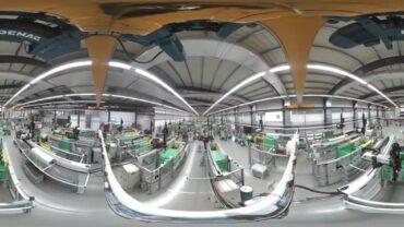 LSR výroba ve virtuální realitě