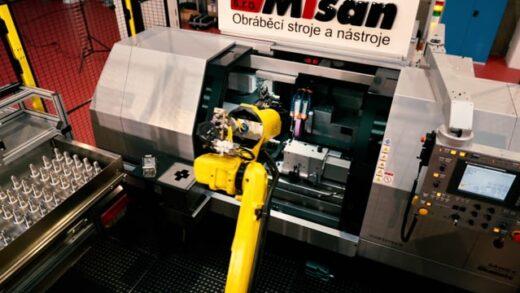 Misan RoboCell – pokročilý automatizační systém