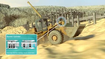 Mobile Hydraulics Sealing Systems – Trelleborg Sealing Solutions