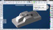 Příběh uživatelského rozhraní GibbsCAM verze 12