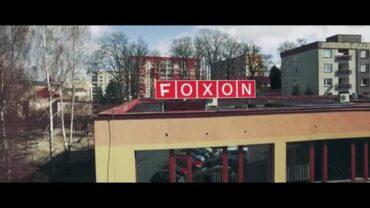 Společnost FOXON a jeho oficiální promo video