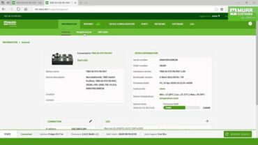 Spravované switche – konfigurace webserveru – 4. díl