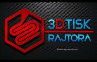 3DTisk Rajtora průběh objednávky
