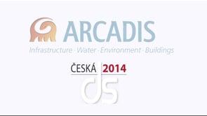 Arcadis cz – Česká dopravní stavba roku 2014