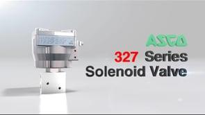 ASCO – Ventily Série 327 – představení