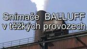Balluff – Snímače 1 část
