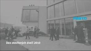 Festo – Den otevřených dveří 2010