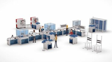 Qualification for Industry with the CP Factory