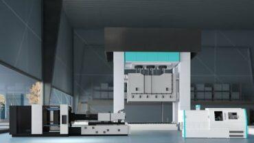 Těsnicí systémy pro obráběcí stroje a další výrobní zařízení