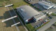 Valk Welding se přesunul do nové haly v Paskově