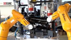 ELVAC In Line Measurement Robotic Stand 2020