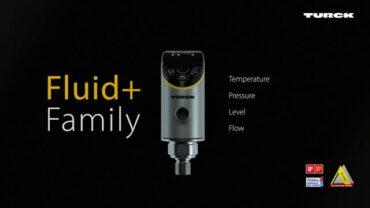 Fluid+ Pět typů provedení, čtyři veličiny, jedna produktová řada – Snímání tlaku, teploty, průtoku a hladiny